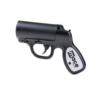 梅西MACE 辣椒水抢形喷雾剂 Mace Pepper Gun黑色 MACE80405