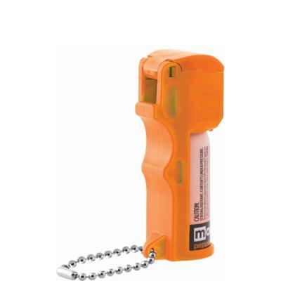 美国进口梅西口袋防狼喷雾剂带钥匙链-霓虹橙色